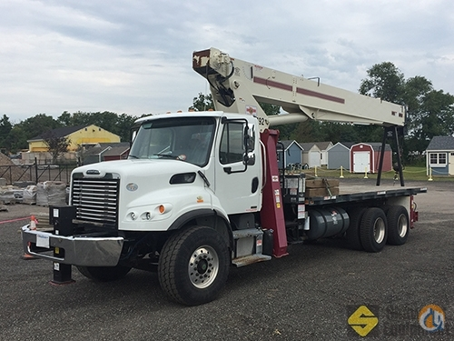 2012 Terex BT 4792 Crane for Sale in Easton Massachusetts on CraneNetwork.com