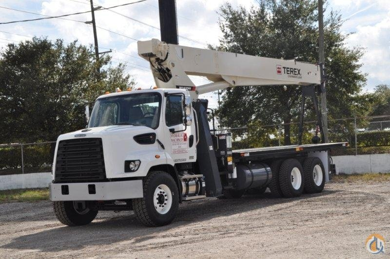 2014 Terex BT4792 on a 2015 Freightliner 108SD Crane for Sale or Rent in Tampa Florida on CraneNetwork.com