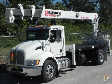 2016 UNIC Revolution 84 Sign Crane Crane for Sale in Tampa Florida on CraneNetwork.com
