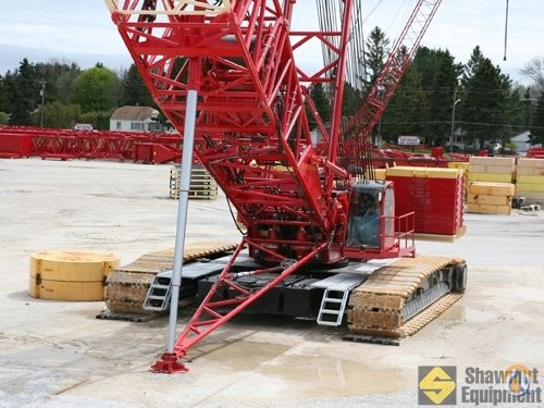 2013 Manitowoc 16000 BRS Crane for Sale in Manchester Connecticut on