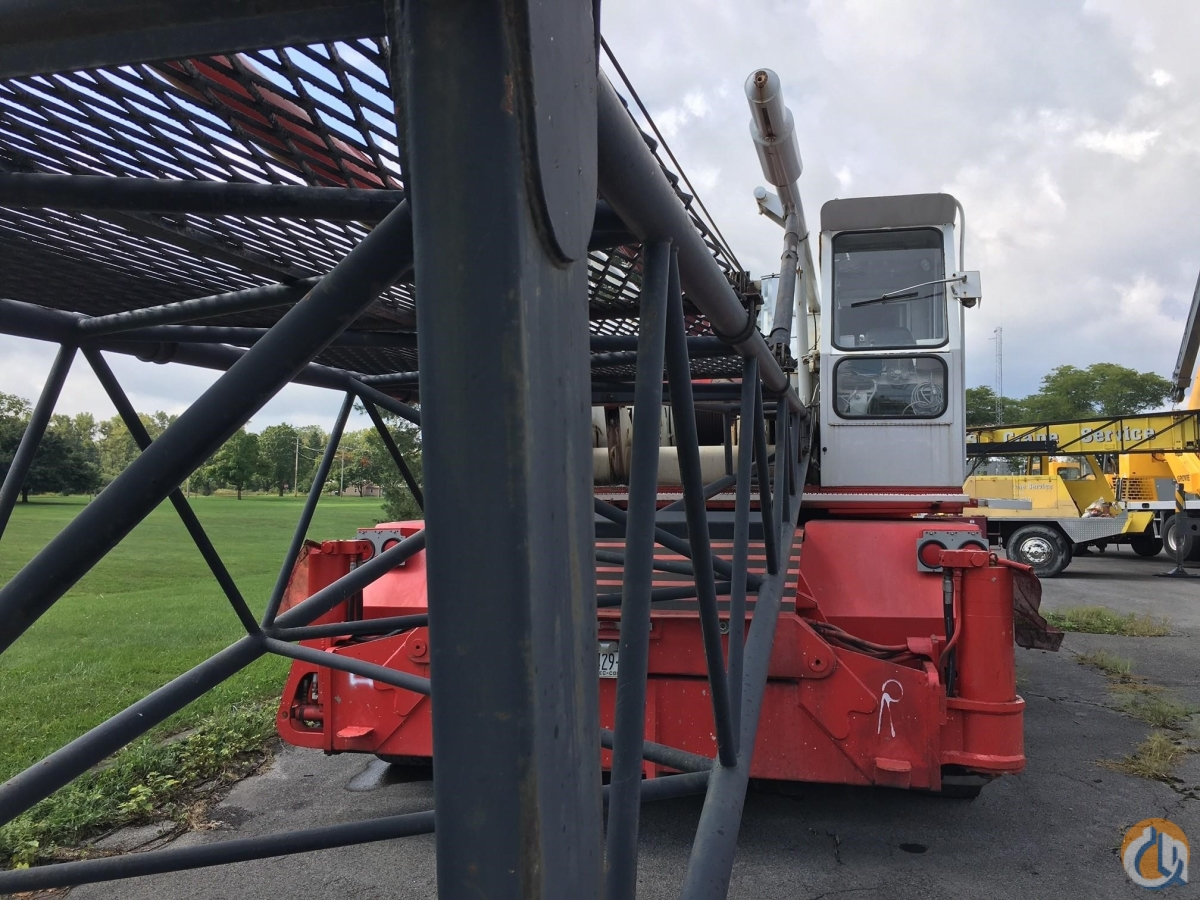 1978 LINK-BELT HC-218 Crane for Sale in North Syracuse New York on CraneNetwork.com