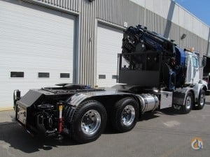 NEW PM 100028   J1616 KNUCKLE BOOM  124 REACH on NEW 2017 WESTERN STAR 4800 TA-TA  470 HP  ALLISON AUTO Crane for Sale in Toronto Ontario on CraneNetworkcom