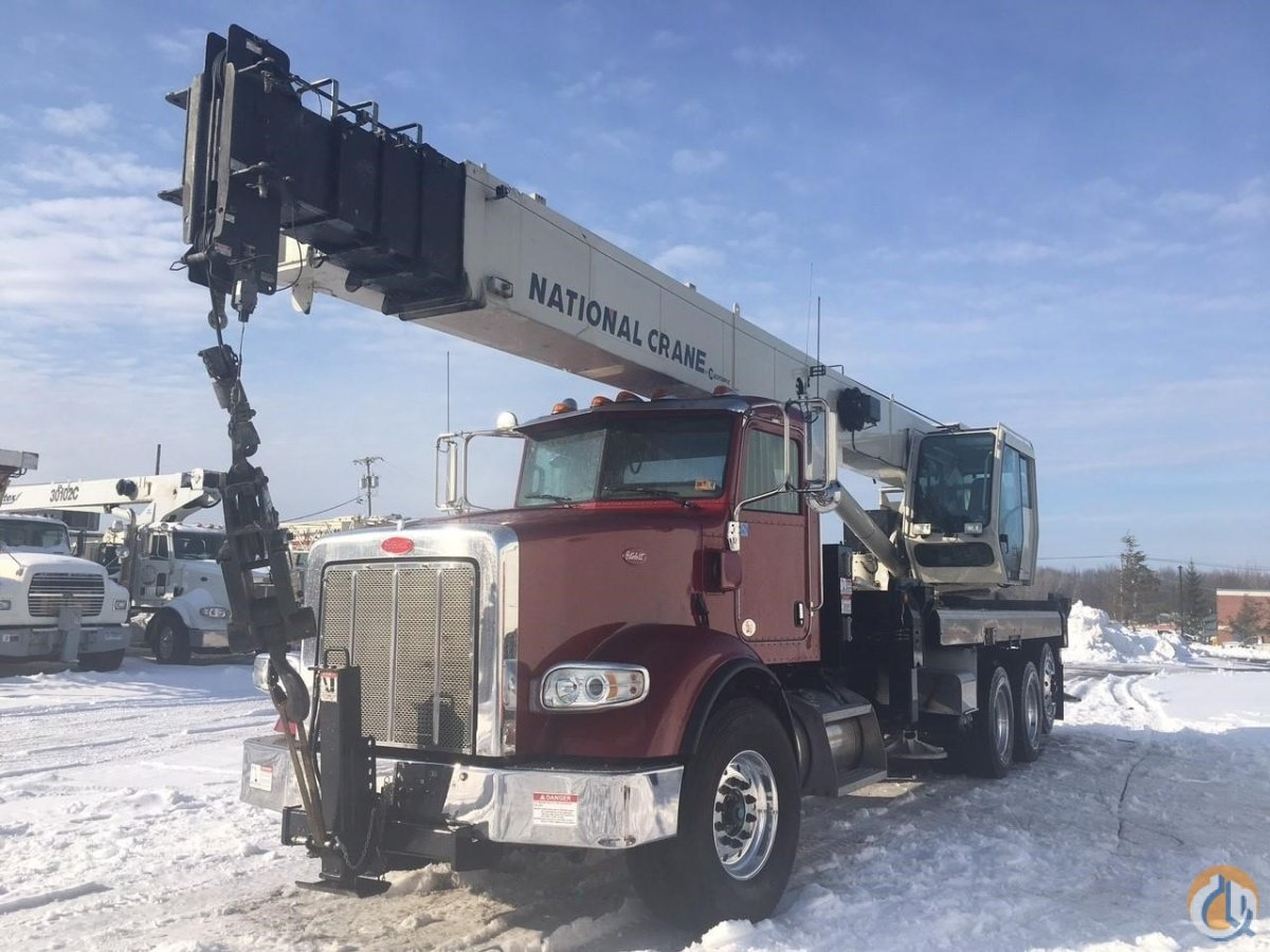 2014 NATIONAL NBT45 Crane for Sale in North Syracuse New York on CraneNetwork.com