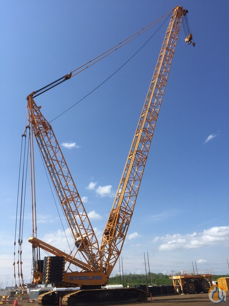 2003 DEMAG CC 2800 FOR SALE Crane for Sale in Sarnia Ontario on CraneNetworkcom