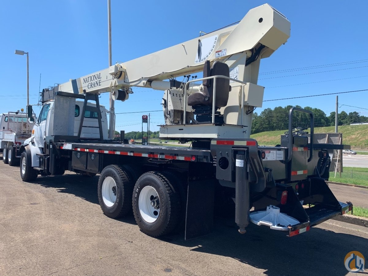 Sold 2002 National 1300 Series Crane for  in Jasper Georgia on CraneNetwork.com