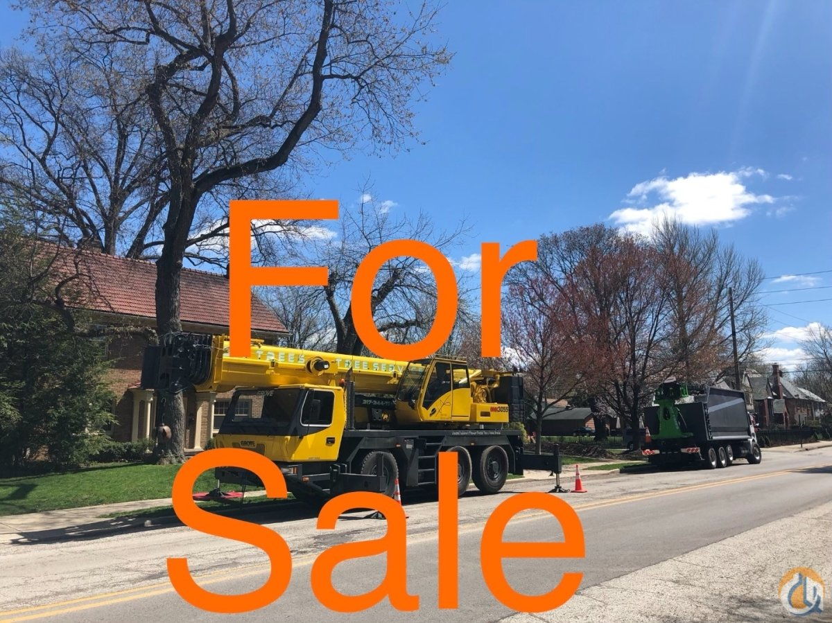 Sold 2006 Grove GMK3055 Crane for  in Indianapolis Indiana on CraneNetwork.com
