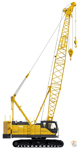 2017 Kobelco CK850G Crane for Sale in Syracuse New York on CraneNetwork.com