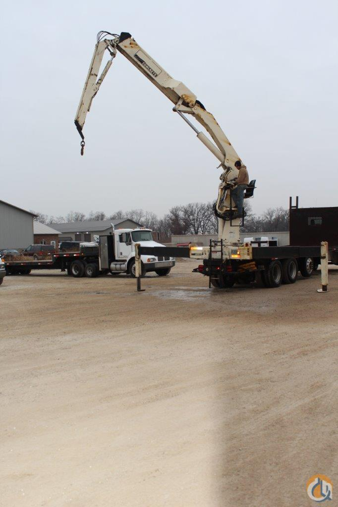 2004 NATIONAL KNUCKLEBOOM N205-60 Crane for Sale on CraneNetwork.com