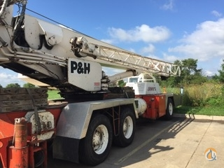 1991 P  H CNT350 Crane for Sale on CraneNetwork.com