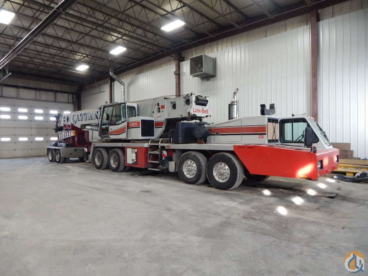 HTC-8670 Crane for Sale in Moline Illinois on CraneNetwork.com