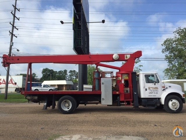 Crane Truck for Sale Crane for Sale in Bunkie Louisiana on CraneNetwork.com