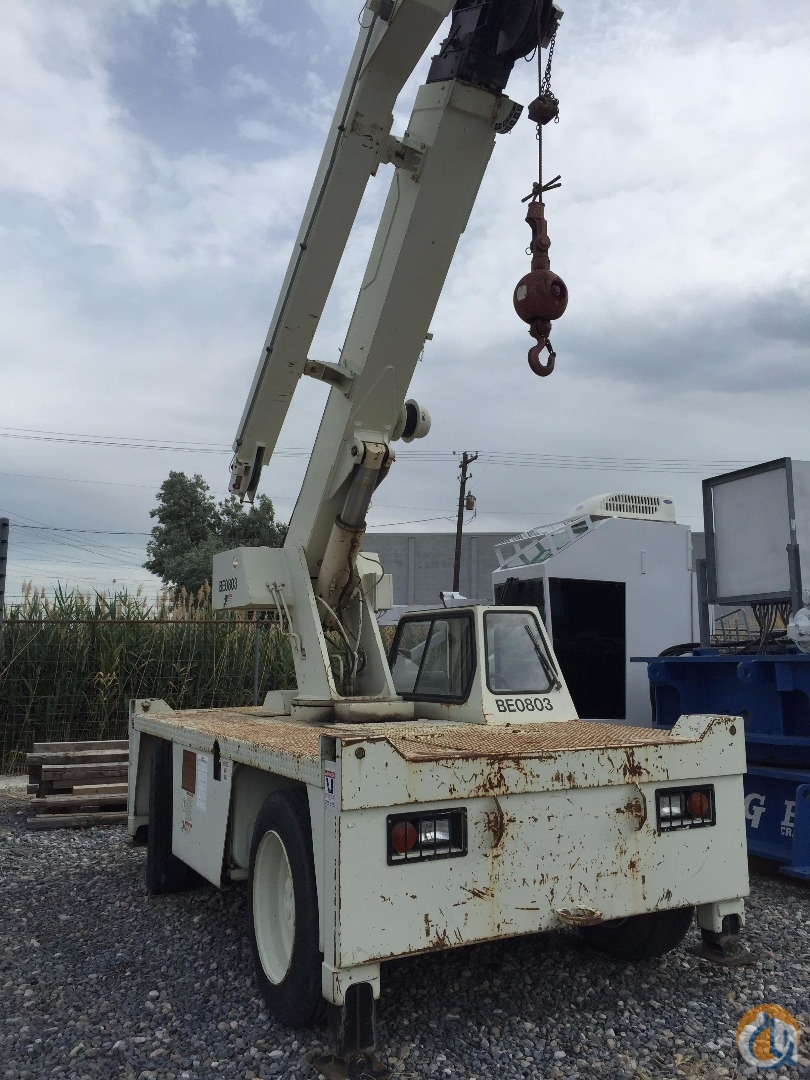 1998 PH D85I Carry Deck Crane for Sale on CraneNetworkcom