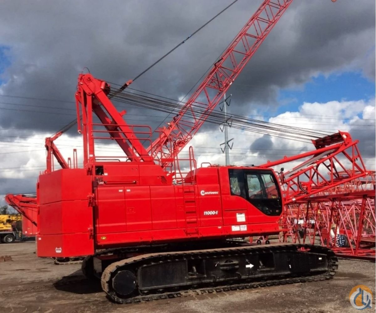 2018 MANITOWOC 11000-1 Crane for Sale or Rent in Cleveland Ohio on CraneNetwork.com