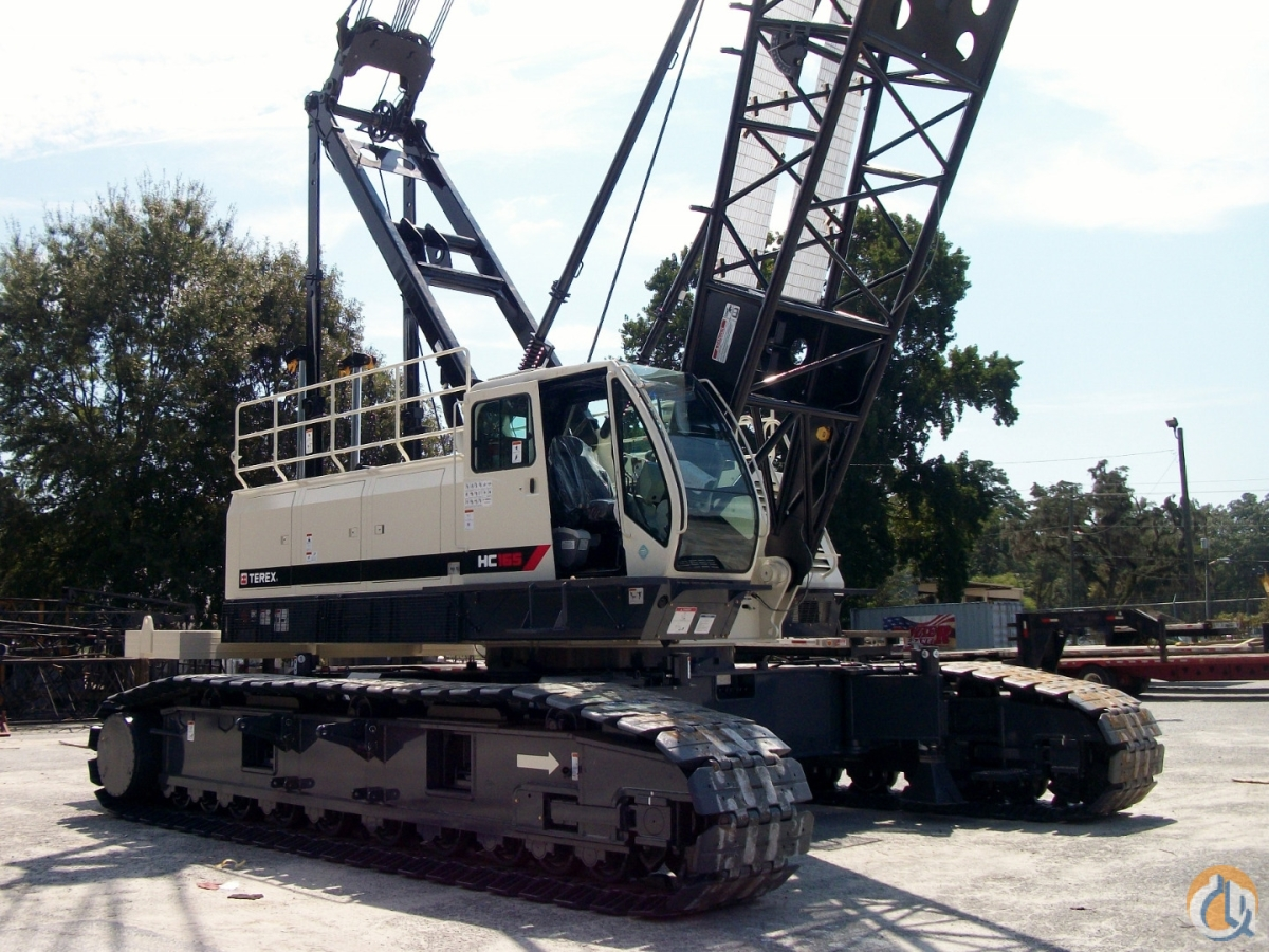 2016 TEREX HC-165 Crane for Sale in Maysville North Carolina on CraneNetwork.com