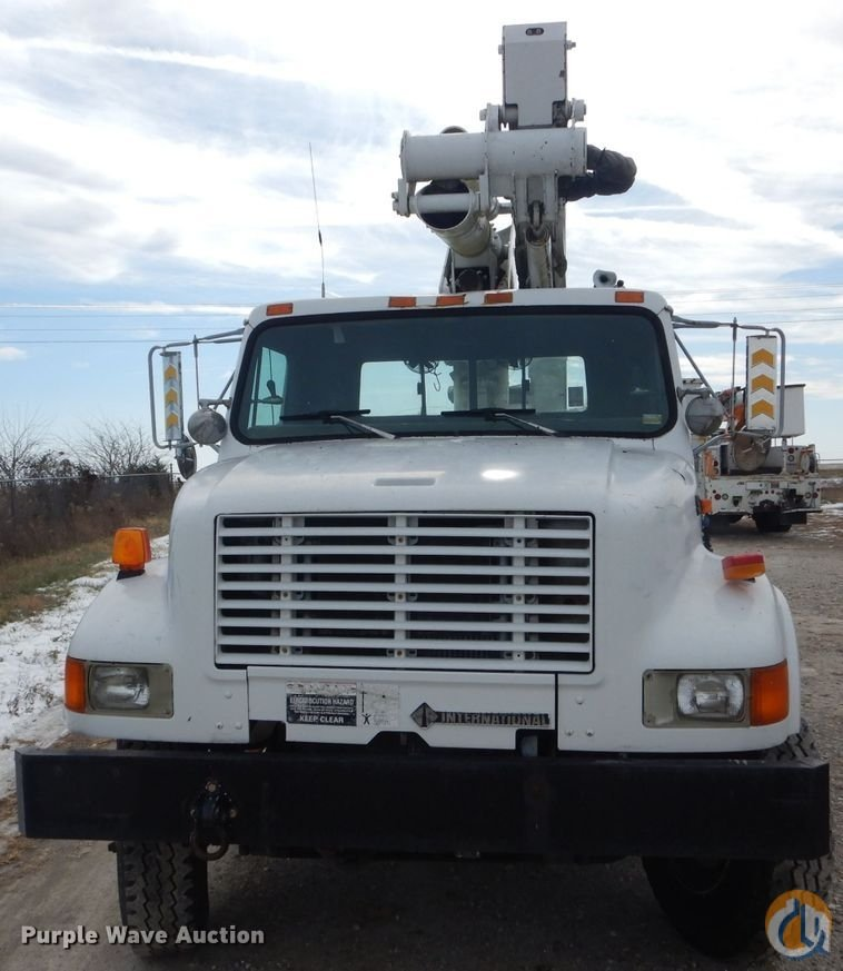 1995 International 4700 Crane for Sale in Tipton Missouri on CraneNetwork.com