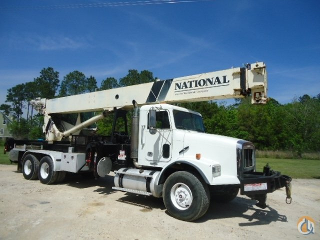 NATIONAL 15103 MOUNTED ON 1998 FREIGHTLINER Model FLD112064SD Crane for Sale in Beach City Texas on CraneNetwork.com