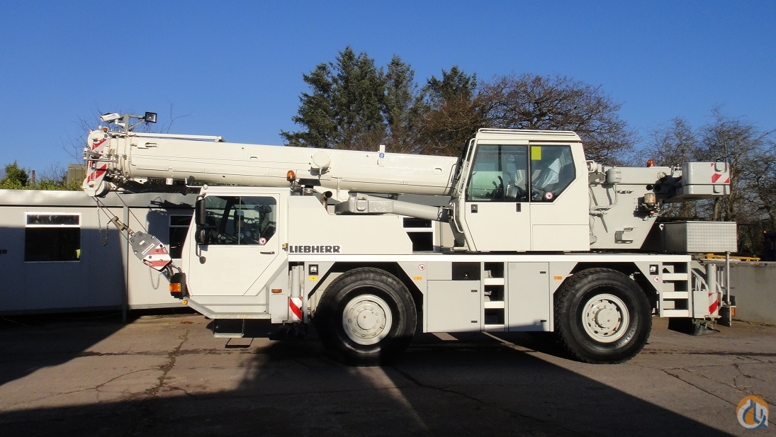 LIEBHERR LTM1030-2.1  Very Low Hours  Kms Crane for Sale in Cork County Cork on CraneNetwork.com