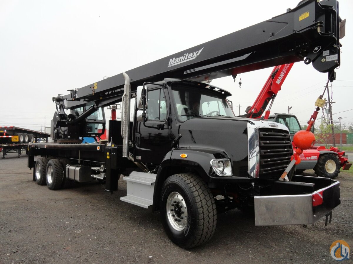 2014 Manitex 30112S Crane for Sale on CraneNetwork.com