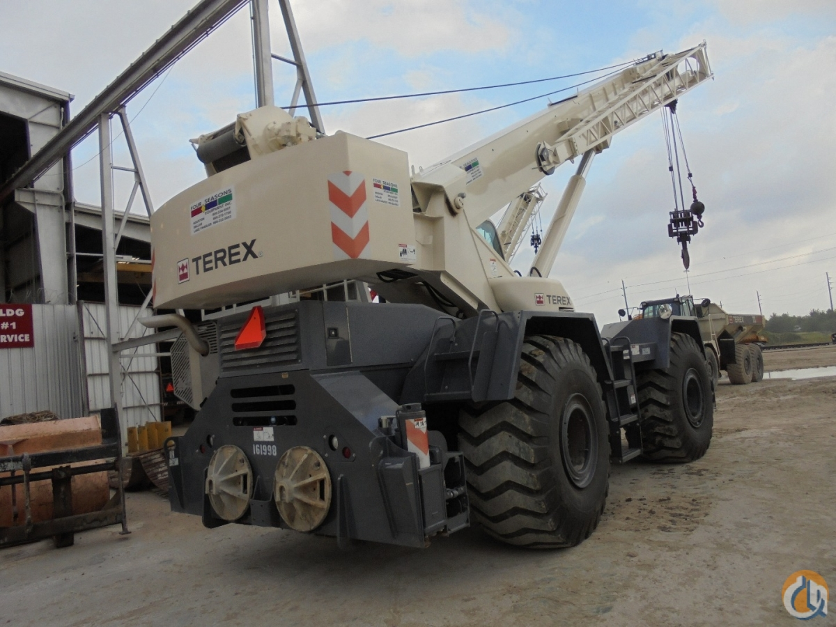 2015 Terex RT780 Crane for Sale in Houston Texas on CraneNetwork.com