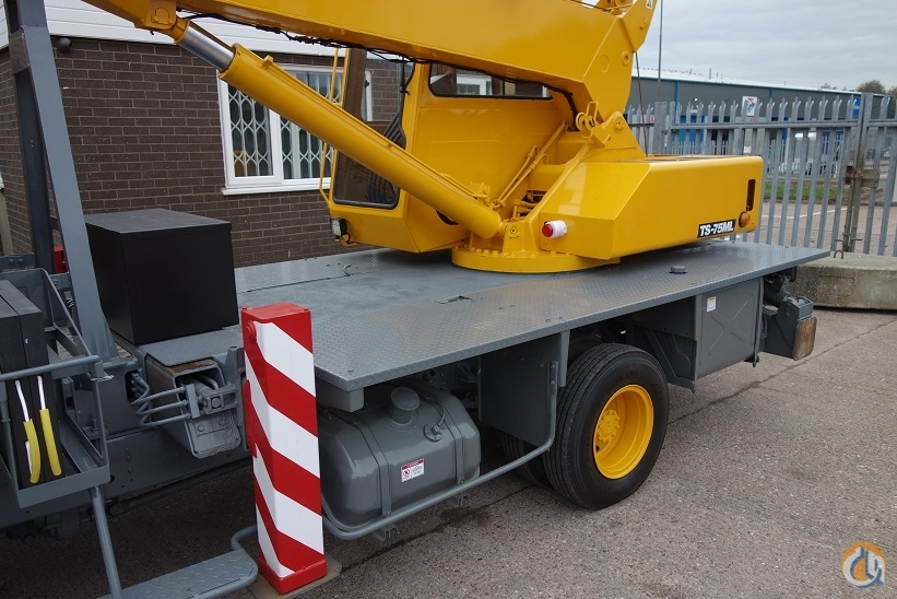 1998 TADANO TS75M - Excellent Condition Crane for Sale in Cannock England on CraneNetworkcom