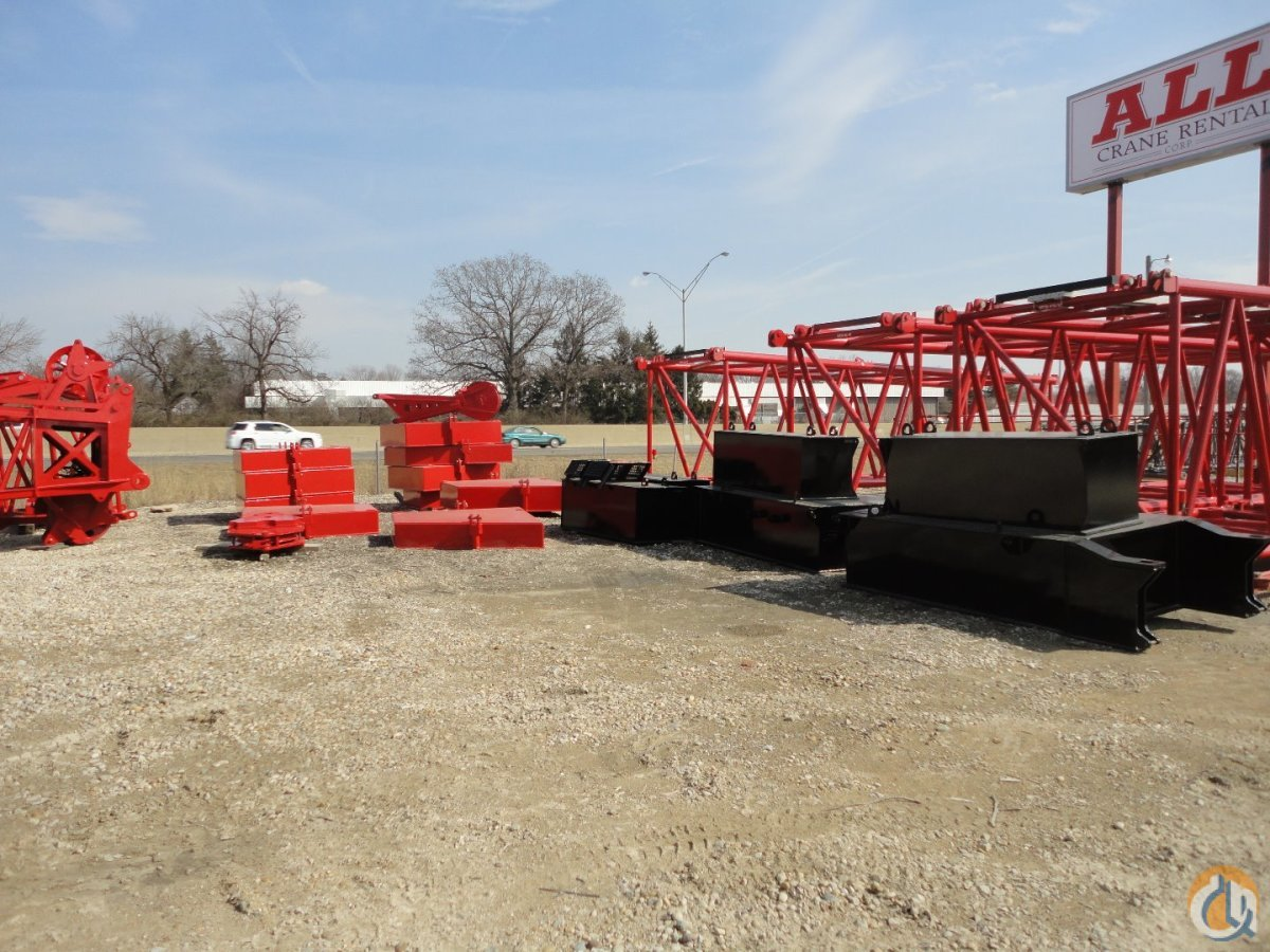 Manitowoc 2250 For Sale Crane for Sale in Columbus Ohio on CraneNetworkcom