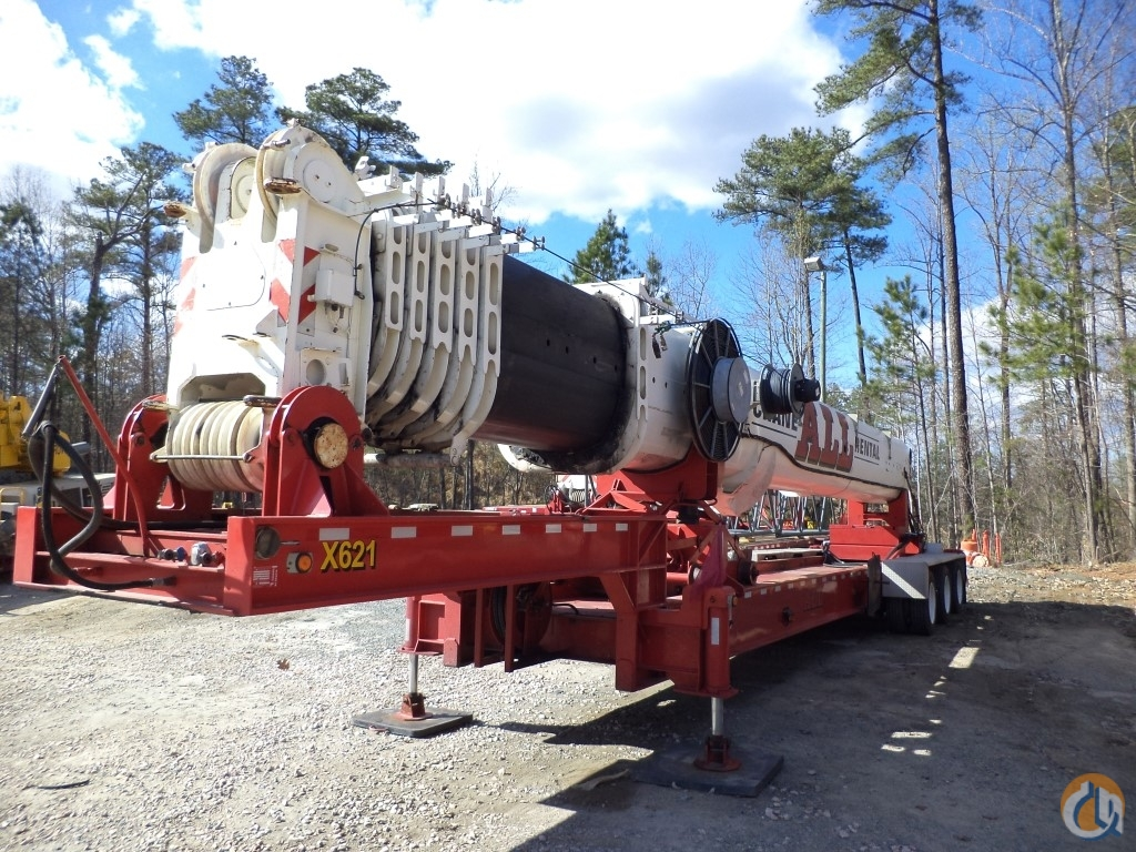 Grove GMK5275 for sale Crane for Sale in Raleigh North Carolina on CraneNetworkcom