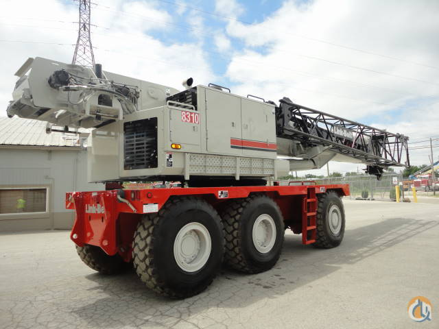 Link Belt RTC-80100 For Sale Crane for Sale in Nitro West Virginia on CraneNetworkcom
