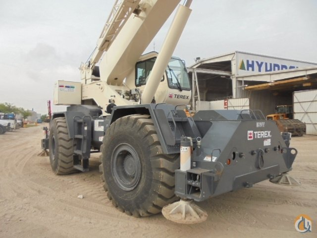 2015 Terex RT555 Crane for Sale in Houston Texas on CraneNetwork.com