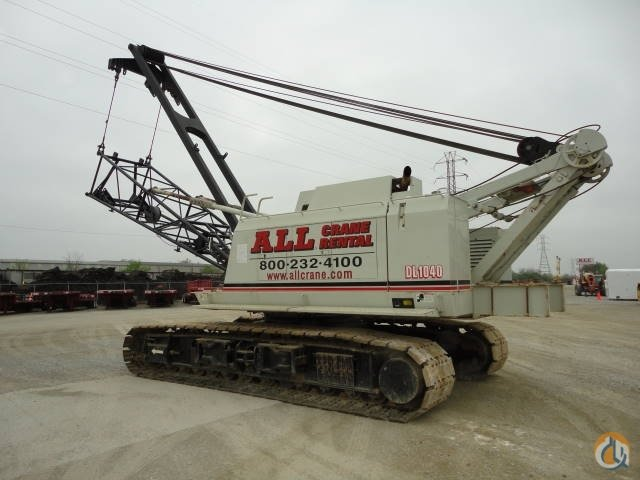 Link-Belt LS138H5 For Sale Crane for Sale in Atlanta Georgia on CraneNetwork.com