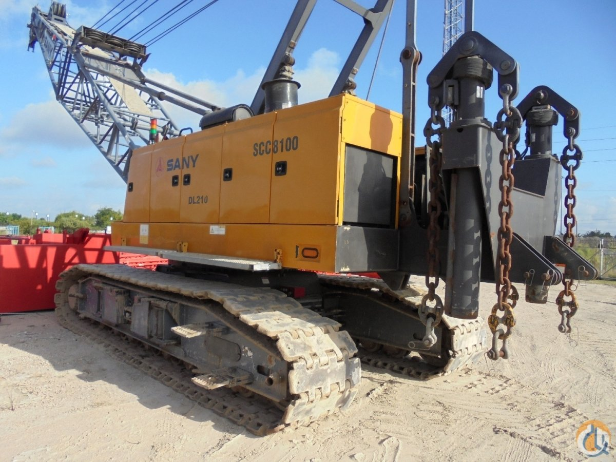 Tier 3 Cummins Engine  Close to Galveston and Houston Ports Crane for Sale or Rent in Houston Texas on CraneNetwork.com