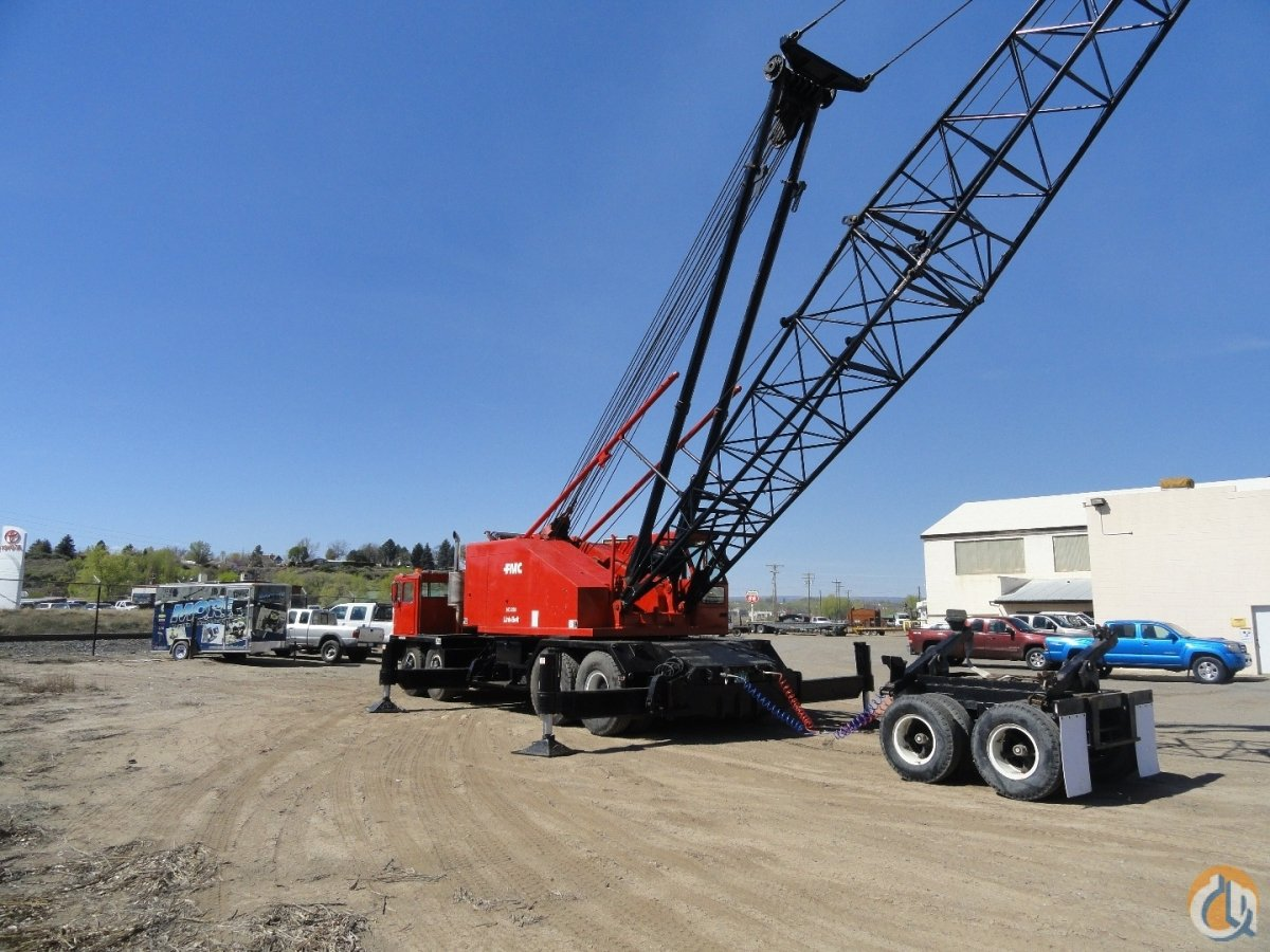 Link-Belt HC-238A Crane for Sale on CraneNetwork.com