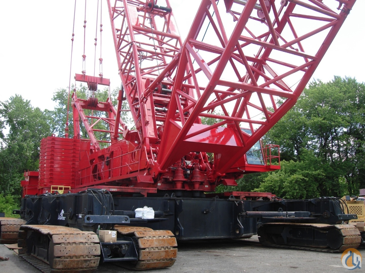 Manitowoc 21000 For Sale Crane for Sale in Madison Wisconsin on CraneNetwork.com