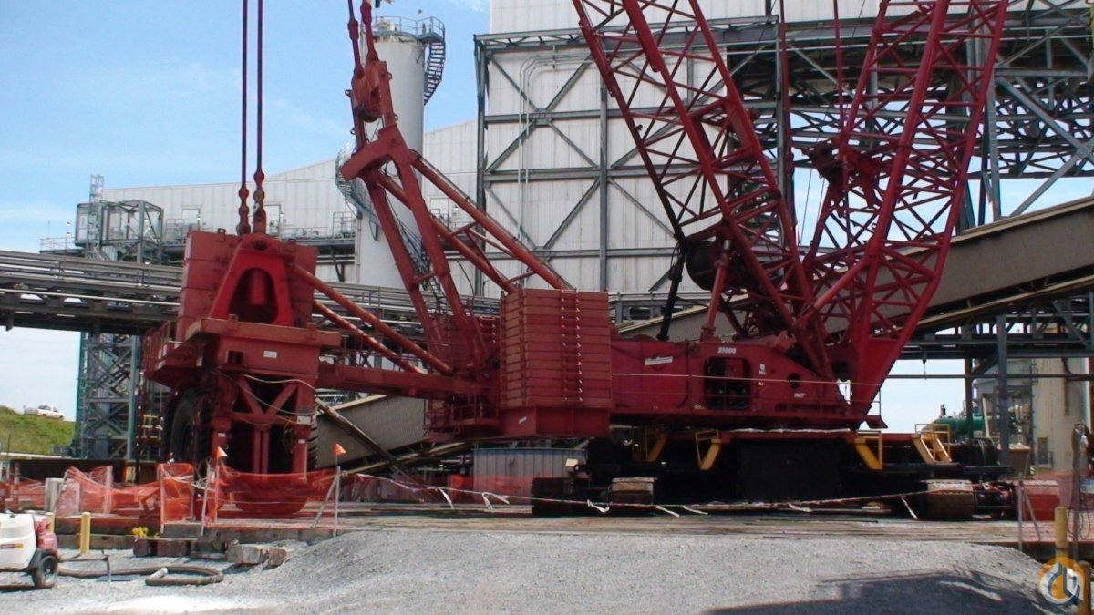 2001 Manitowoc 21000 FREE FREIGHT Within 1000 Miles Crane for Sale in Cartersville Georgia on CraneNetworkcom