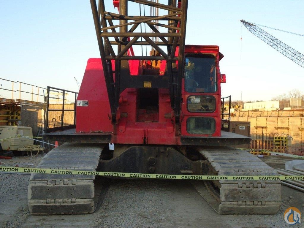 1976 Link-Belt LS-318 Crane for Sale on CraneNetwork.com