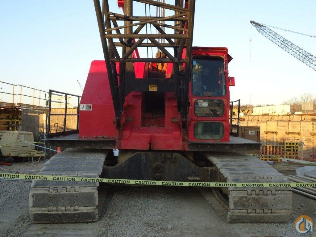 1976 Link-Belt LS-318 Crane for Sale on CraneNetworkcom