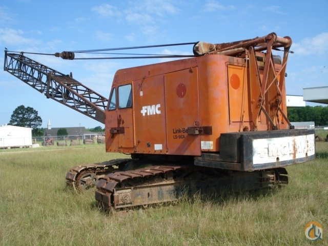 1977 Link-Belt LS98A Lattice Boom Crawler CBJ873 Crane for Sale on CraneNetwork.com