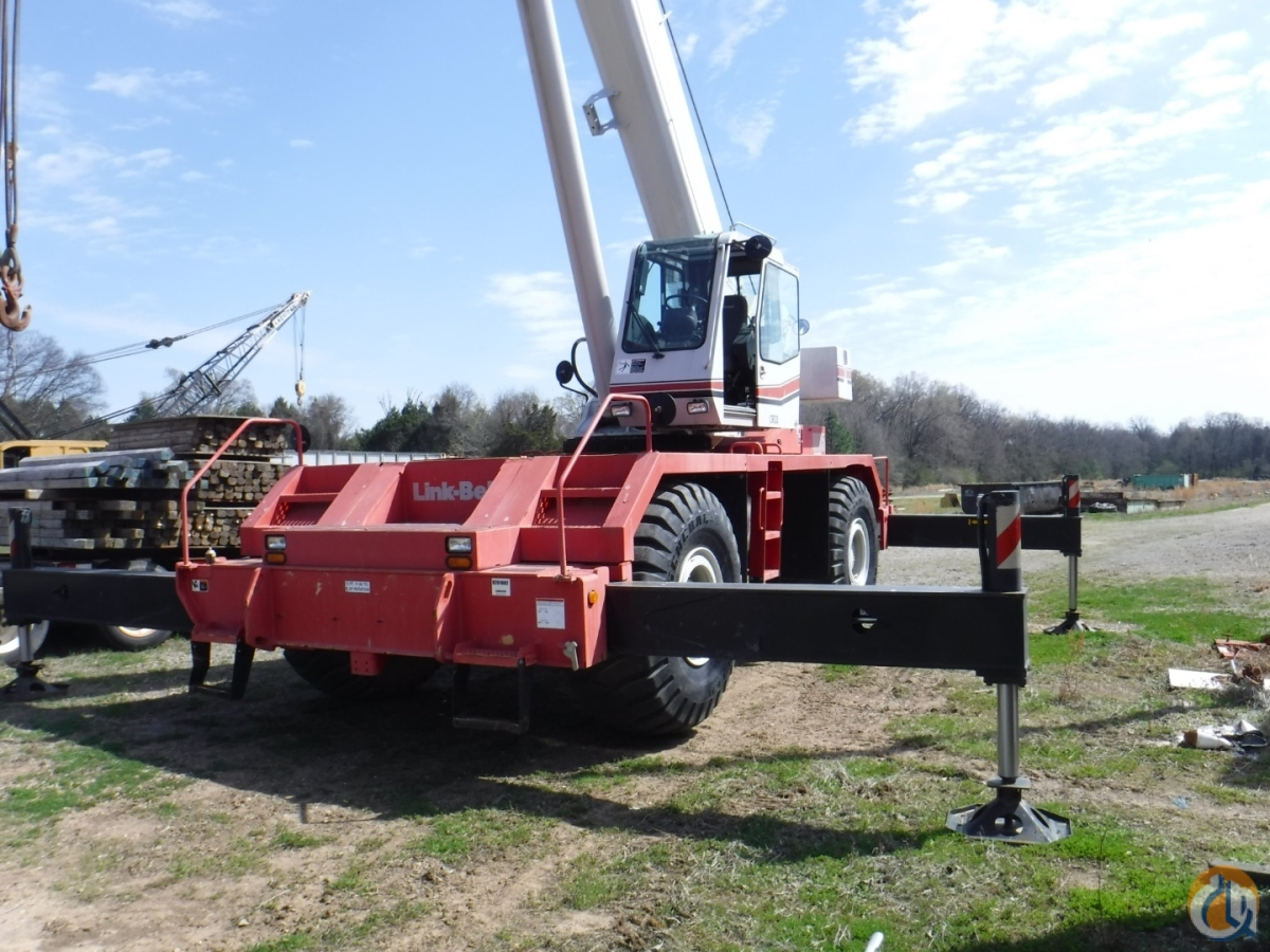 2008 Link-Belt RTC8065SII. 65 Ton Rough Terrain Crane CranesList Id 139 Crane for Sale on CraneNetwork.com