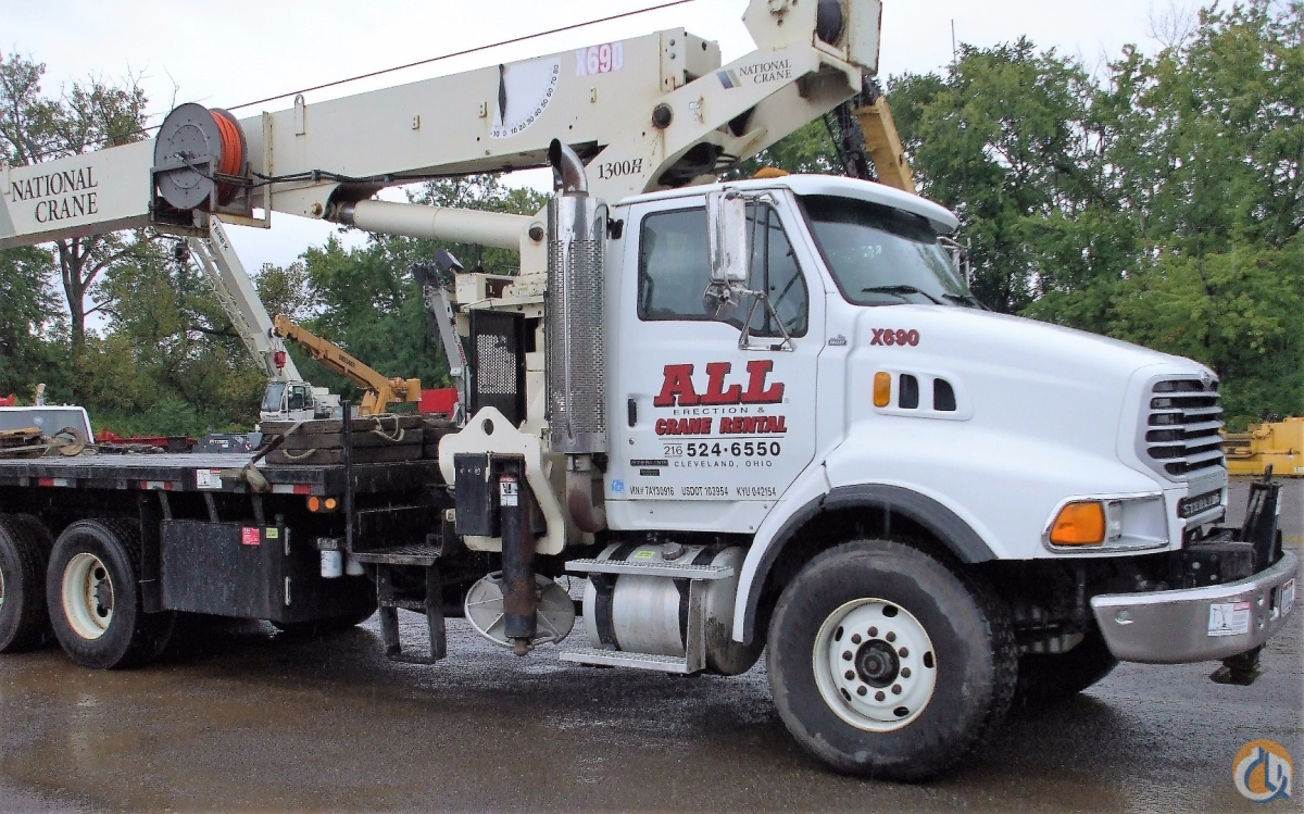 2007 NATIONAL 13110H Crane for Sale in Raleigh North Carolina on CraneNetworkcom