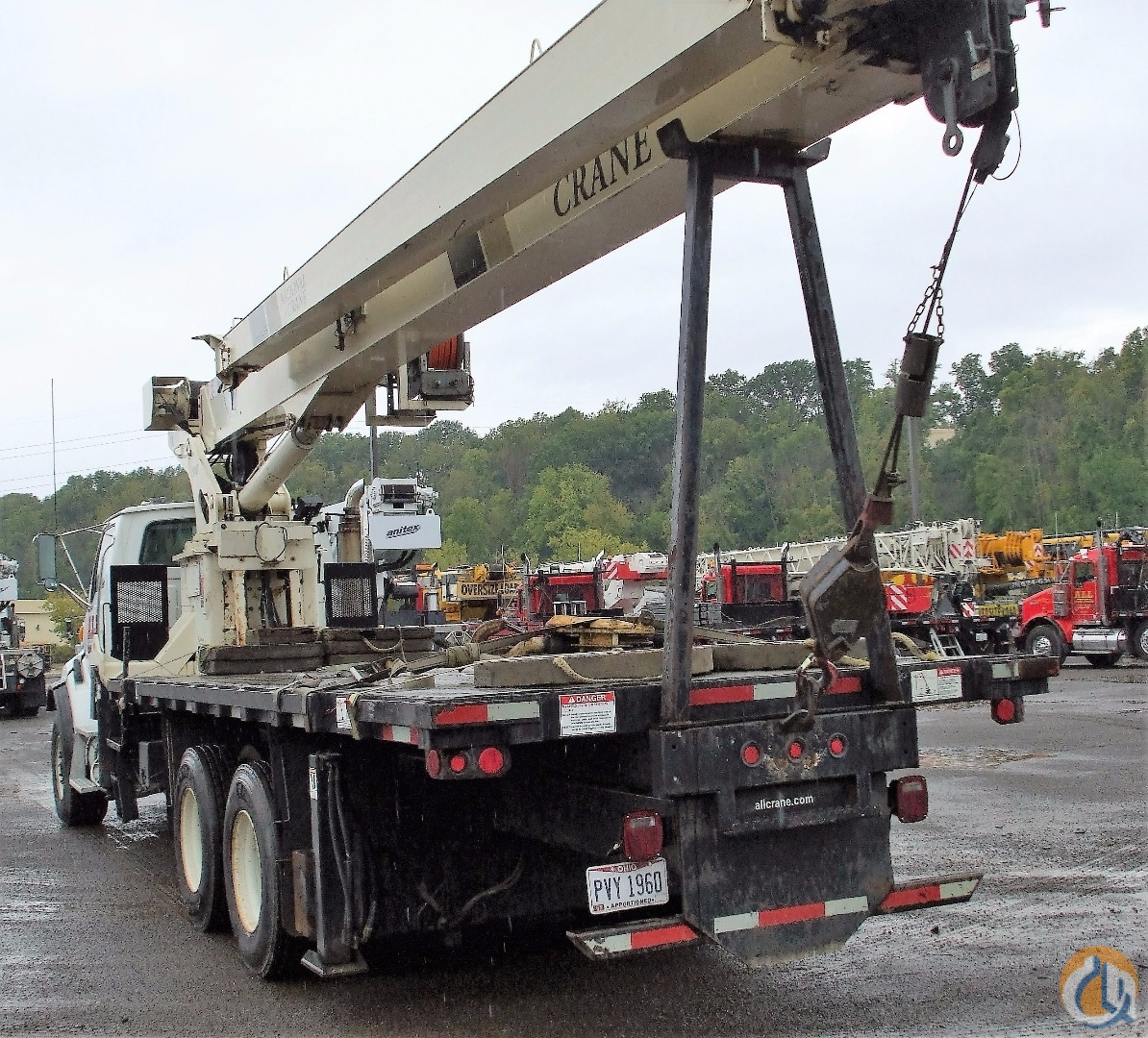 2007 NATIONAL 13110H Crane for Sale in Raleigh North Carolina on CraneNetwork.com