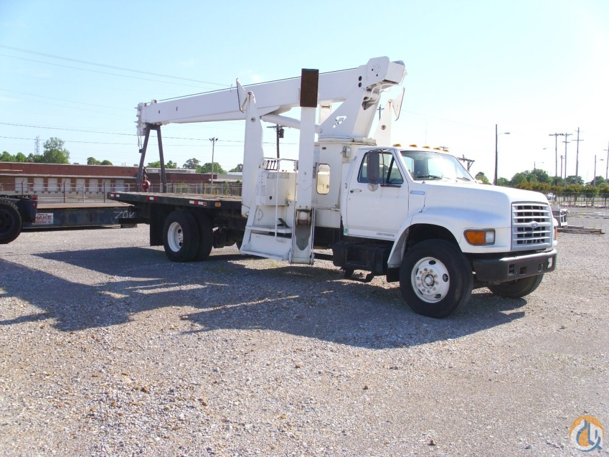 Sold 1997 Pioneer 1000 Series Crane for  in Memphis Tennessee on CraneNetworkcom