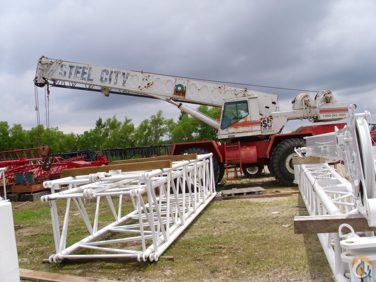 Crane for Sale in Mobile Alabama on CraneNetwork.com
