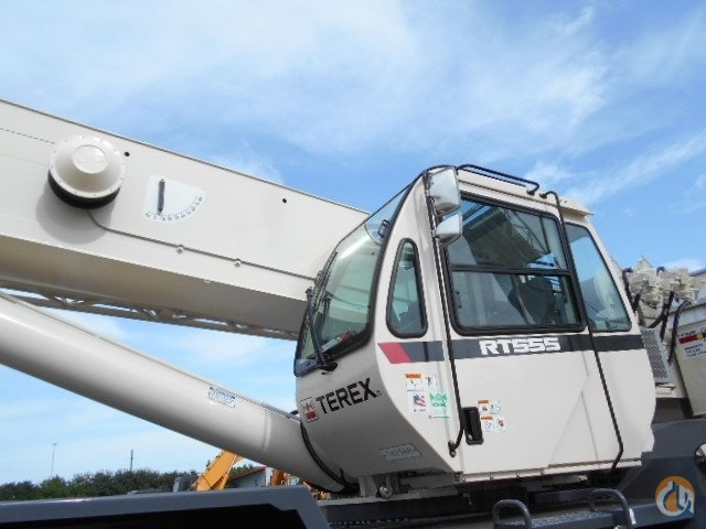 2015 Terex RT555 Crane for Sale in Houston Texas on CraneNetworkcom