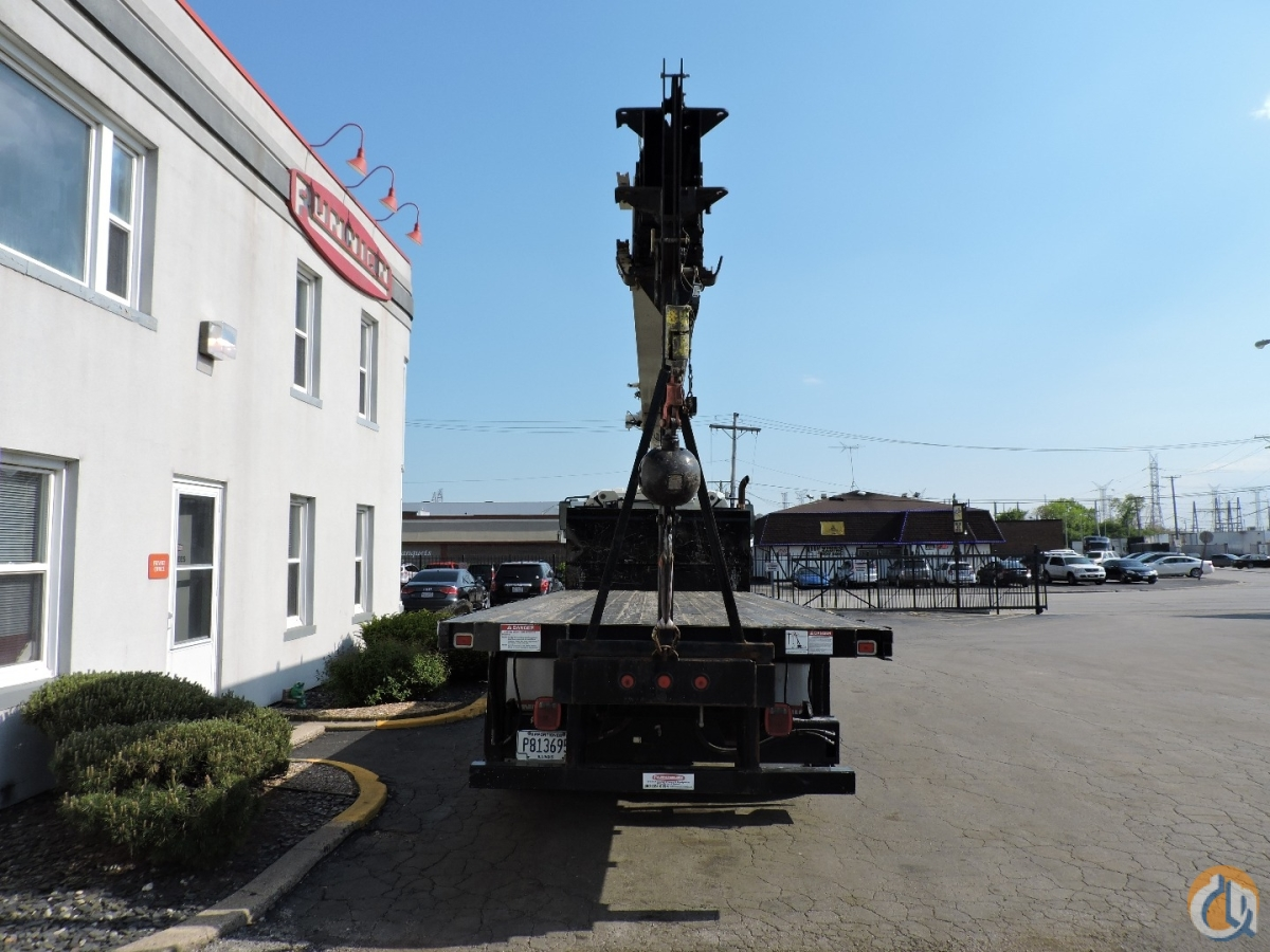 National Crane 890D Crane for Sale or Rent in McCook Illinois on CraneNetwork.com