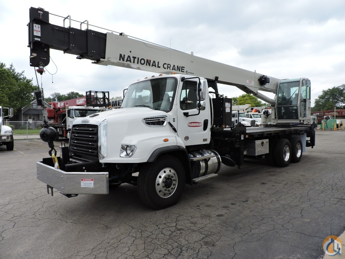 NATIONAL CRANE 13110A Crane for Sale or Rent in Lyons Illinois on CraneNetwork.com
