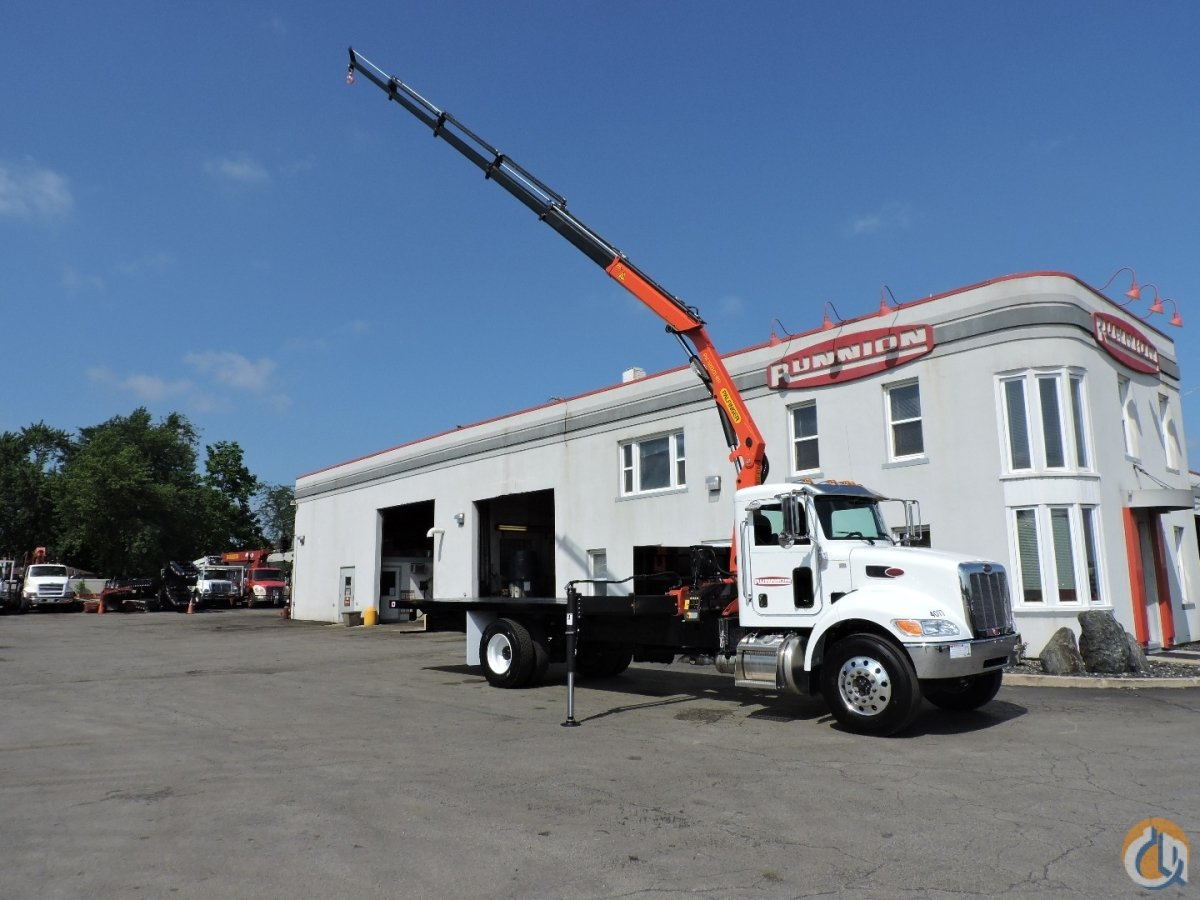 PALFINGER PK12001EH Crane for Sale or Rent in Lyons Illinois on CraneNetworkcom