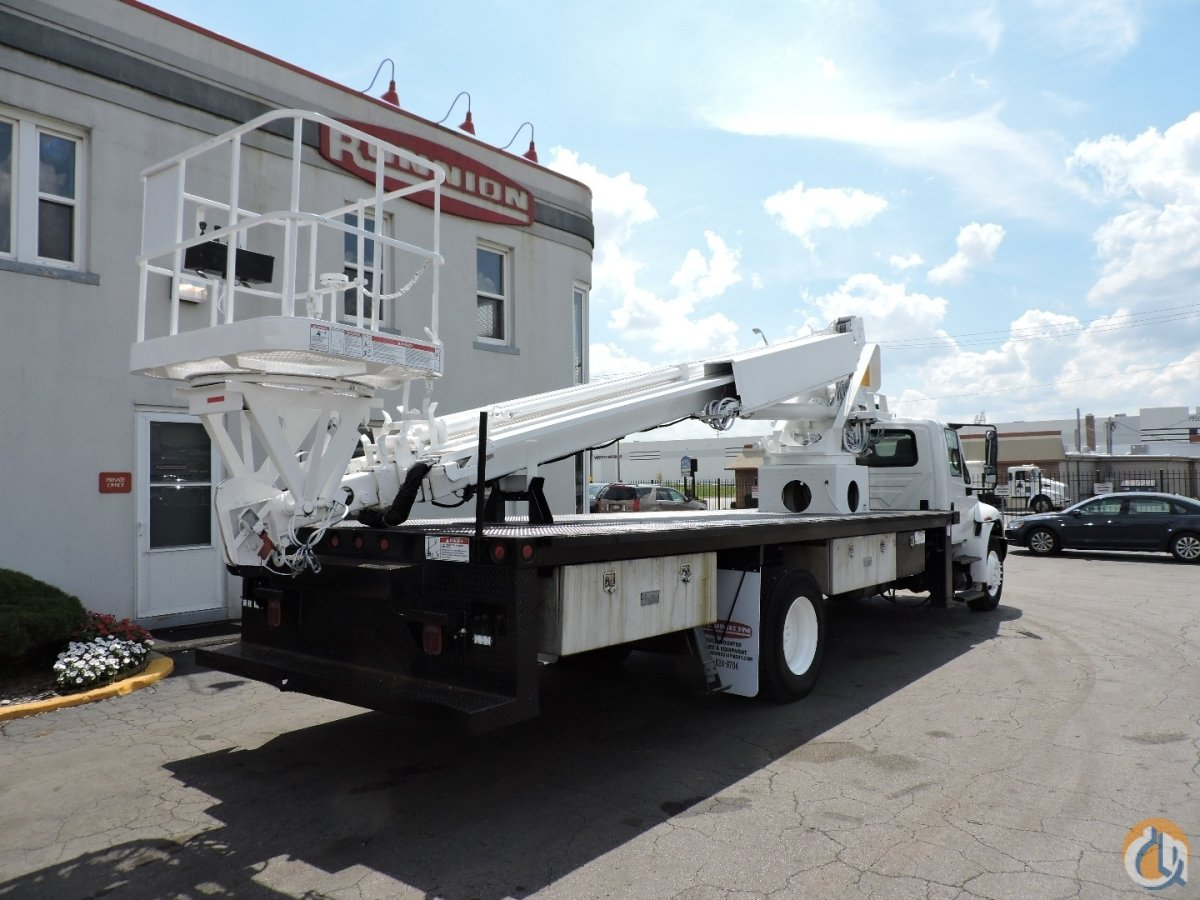 2007 ELLIOTT G85F 4067U Crane for Sale in Lyons Illinois on CraneNetwork.com