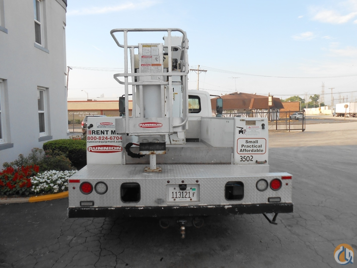 2012 DUR-A-LIFT DTAXS-39FP Crane for Sale or Rent in McCook Illinois on CraneNetwork.com