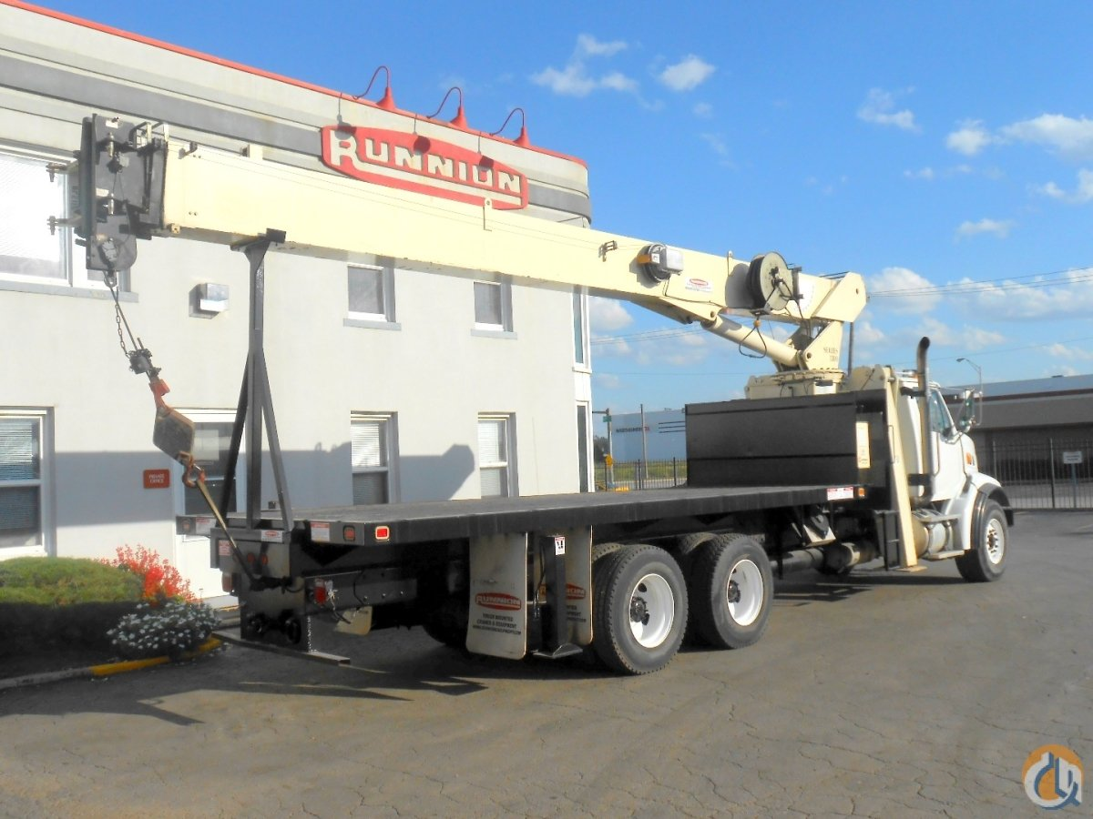 Sold 2005 National Crane 11105 2005 Sterling LT9513 Crane for  in Lyons Illinois on CraneNetwork.com