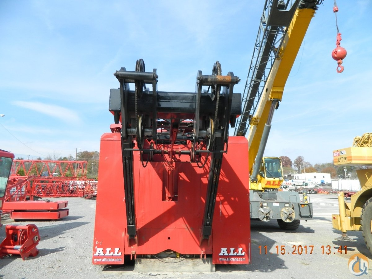 Manitowoc 4100W For Sale Crane for Sale in Milwaukee Wisconsin on CraneNetwork.com