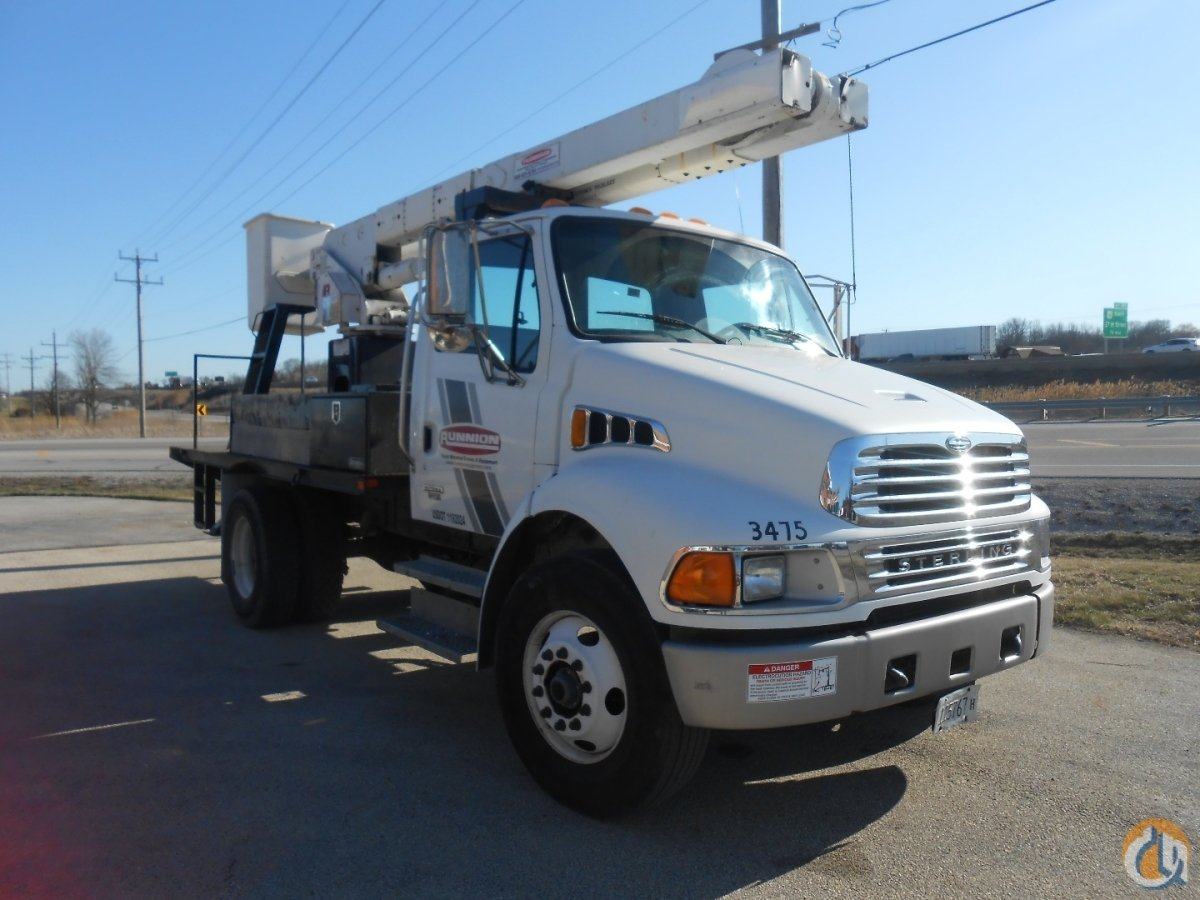 1998 Terex SC42 Crane for Sale or Rent in McCook Illinois on CraneNetwork.com